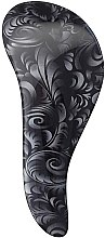 Voňavky, Parfémy, kozmetika Kefa na vlasy - KayPro Dtangler Brush Black Flower