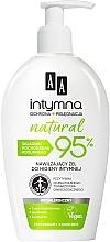 Voňavky, Parfémy, kozmetika Micelárny gél pre intímnu hygienu - AA Intymna Natural 95%