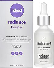 Voňavky, Parfémy, kozmetika Booster na tvár - Indeed Laboratories Radiance Booster