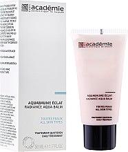 """Voňavky, Parfémy, kozmetika Marhuľový krém-balzam """"Lesk"""" - Academie Radiance Aqua Balm"""