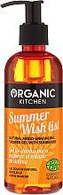 """Voňavky, Parfémy, kozmetika Sprchový gél """"Letný zoznam prianí"""" - Organic Shop Organic Kitchen Shower Gel"""