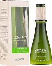 Voňavky, Parfémy, kozmetika Emulzia na tvár s 83% novozélandským ľanovým extraktom - The Saem Urban Eco Harakeke Emulsion