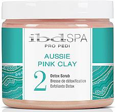 Voňavky, Parfémy, kozmetika Scrub na ruky a nohy s ružovou hlinou - IBD Aussie Pink Clay Detox Scrub