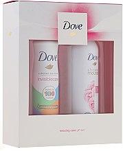 Voňavky, Parfémy, kozmetika Sada - Dove Relaxing Care Gift Set (sh mousse 200ml + deo 150ml)