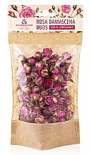 Voňavky, Parfémy, kozmetika Vôňavé púčiky - Bulgarian Rose Rosa Damascena Organic Dry Buds