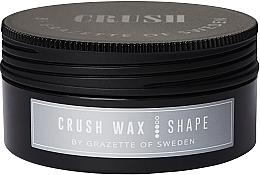 Voňavky, Parfémy, kozmetika Vosk na vlasy - Grazette Crush Wax Shape