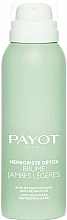 Voňavky, Parfémy, kozmetika Sprej na zmiernenie únavy nôh - Payot Herboriste Detox Brume Jambes Legeres