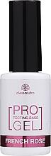 Voňavky, Parfémy, kozmetika Posilňujúca báza na nechty - Alessandro International Protectig Base Gel French Rose