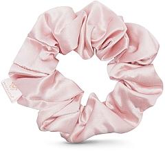 Voňavky, Parfémy, kozmetika Hodvábna gumička do vlasov, ružová - Crystallove