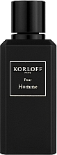 Voňavky, Parfémy, kozmetika Korloff Paris Pour Homme - Parfumovaná voda
