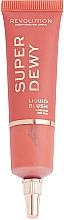 Voňavky, Parfémy, kozmetika Tekutá lícenka - Makeup Revolution Superdewy Liquid Blush