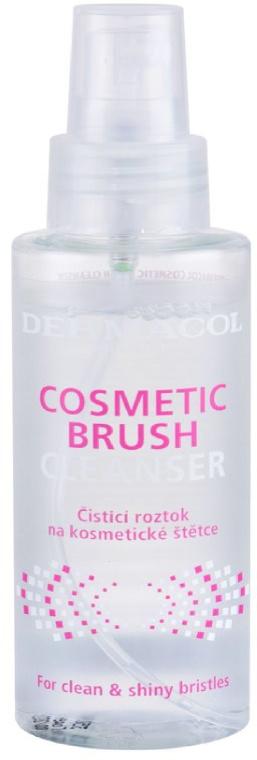 Čistiaci prostriedok na štetce - Dermacol Brushes Cosmetic Brush Cleanser