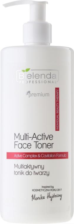 Multifunkčné tonikum na tvár - Bielenda Professional Individual Beauty Therapy Toner — Obrázky N1