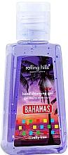 "Voňavky, Parfémy, kozmetika Antibakteriálny gél na ruky ""Bahamy"" - Rolling Hills Hand Cleansing Gel"