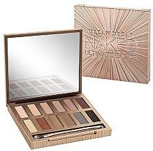 Voňavky, Parfémy, kozmetika Paleta tieňov na viečka - Urban Decay Naked Ultimate Basics Eyeshadow Palette