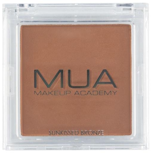 Bronzer na tvár - MUA Bronzer Sunkissed Bronze