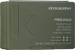 Voňavky, Parfémy, kozmetika Stylingová krémová pasta so strednou fixáciou - Kevin.Murphy Free.Hold