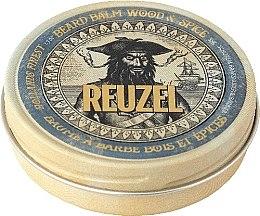 """Voňavky, Parfémy, kozmetika Balzam pre bradu """"Drevo a korenie"""" - Reuzel Beard Balm Wood And Spice"""