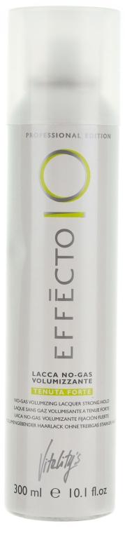 Silný fixačný lak na vlasy - Vitality's Effecto Lacca No Gas