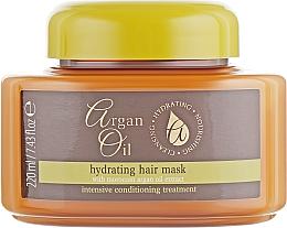 Voňavky, Parfémy, kozmetika Maska na vlasy - Xpel Marketing Ltd Argan Oil Heat Hair Mask