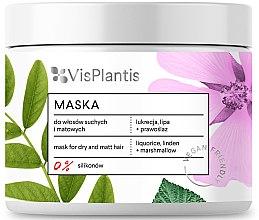 Voňavky, Parfémy, kozmetika Maska pre suché vlasy - Vis Plantis Hair Mask