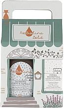 Voňavky, Parfémy, kozmetika Sada - NeBiolina Baby Gift Set II (body/hair/fluid/500ml+cr/100ml)