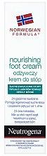Voňavky, Parfémy, kozmetika Výživný krém pre nohy - Neutrogena Nourishing Foot Cream 24H