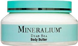 Voňavky, Parfémy, kozmetika Krémové maslo na telo - Minerallium Mineral Therapy Body Butter
