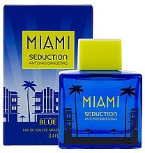 Voňavky, Parfémy, kozmetika Antonio Banderas Blue Seduction Miami - Toaletná voda