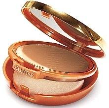 Voňavky, Parfémy, kozmetika Kompaktný tonálny krém-púder s bronzovým efektom - Collistar Tanning Compact Cream SPF 6
