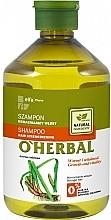 Voňavky, Parfémy, kozmetika Šampón pre posilnenie vlasov s extraktom korení puškvorca - O'Herbal