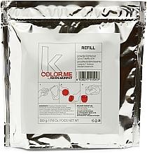 Voňavky, Parfémy, kozmetika Zosvetľujúci prášok - Kevin.Murphy Color Me Lightener Extra Lift Refill (vymeniteľná jednotka)