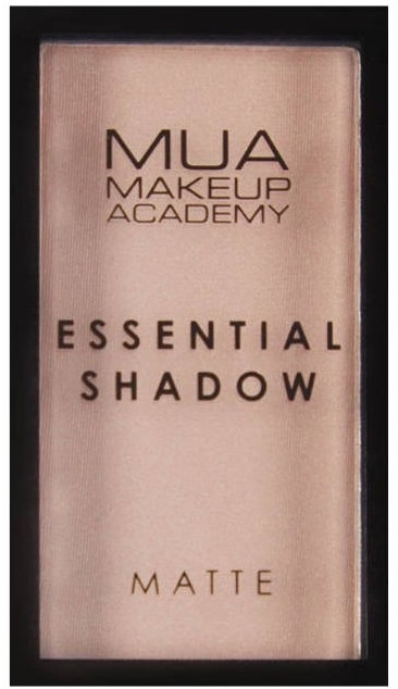 Očný tieň - MUA Essential Shadow Matte