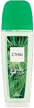Voňavky, Parfémy, kozmetika C-Thru Luminous Emerald - Telový sprej