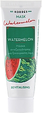 Voňavky, Parfémy, kozmetika Regeneračná maska Melón - Korres Watermelon Revitalising Mask