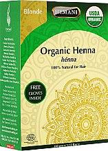 Voňavky, Parfémy, kozmetika Henna na vlasy - Hemani Organic Henna