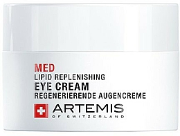 Voňavky, Parfémy, kozmetika Regeneračný krém na viečka - Artemis of Switzerland Med Lipid Replenishing Eye Cream