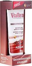 Voňavky, Parfémy, kozmetika Mikropeeling na tvár - VitalDerm Argana