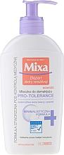 Voňavky, Parfémy, kozmetika Mlieko na tvár - Mixa Pro-Tolerance Cleansing Milk