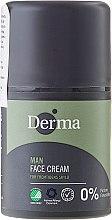 Voňavky, Parfémy, kozmetika Krém na tvár pre mužov - Derma Man Face Cream