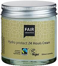 Voňavky, Parfémy, kozmetika Hydratačný krém na tvár - Fair Squared Hydro Protect 24 Hours Cream