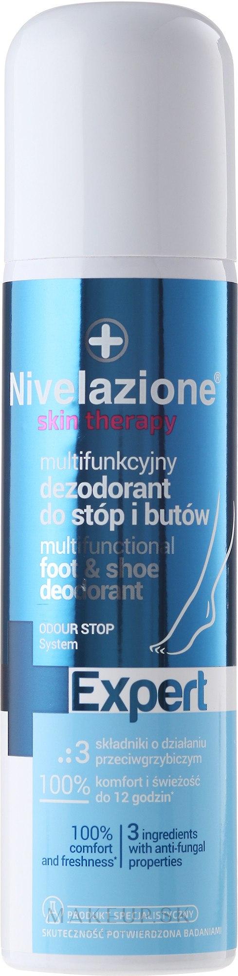 Multifunkčný deodorant pre nohy a topánky - Farmona Nivelazione Skin Therapy Expert — Obrázky 150 ml