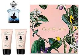 Voňavky, Parfémy, kozmetika Guerlain La Petite Robe Noire Intense - Sada (edp/50ml + b/lot/75ml + sh/gel/75ml)