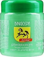 Voňavky, Parfémy, kozmetika Maska koní s extraktom z arniky - BingoSpa