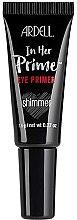 Voňavky, Parfémy, kozmetika Podkladová báza pod očné tiene - Ardell In Her Prime Eye Primer Shimmer