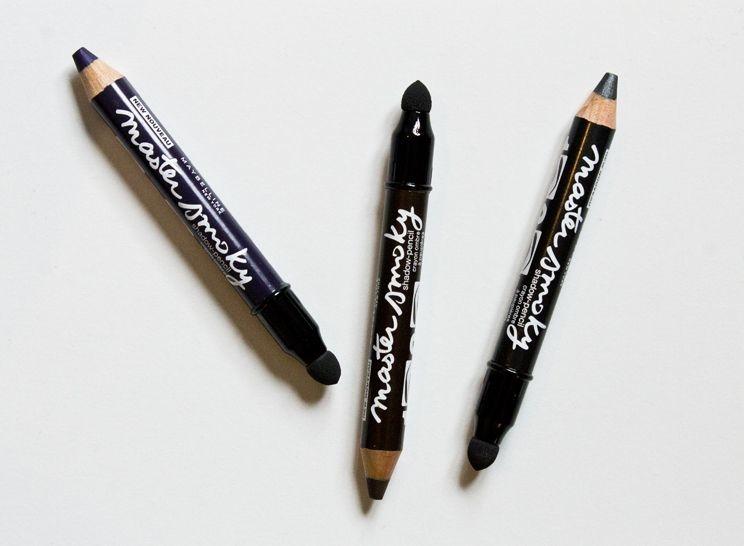 Tieňová ceruzka - Maybelline Master Smoky Shadow Pencil — Obrázky N2