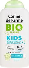 """Voňavky, Parfémy, kozmetika Šampón-sprchový gél """"Sirôtky a Víšňa"""" - Corine de Farme Bio Organic Shower Gel"""