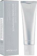 Voňavky, Parfémy, kozmetika Remineralizačná bieliaca zubná pasta - WhiteWash Laboratories Remineralising Whitening Toothpaste