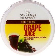 """Voňavky, Parfémy, kozmetika Telový peeling """"Hroznová šťava"""" - Hristina Cosmetics Stani Chef's Grape Juice Body Peeling"""