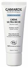 Voňavky, Parfémy, kozmetika Aktívny hydratačný krém na tvár - Gamarde Hydratation Active Ultra Rich Cream